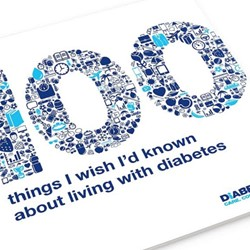 Image for 100 things I wish I'd known about living with diabetes