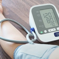 Image for Diabetes and Blood Pressure